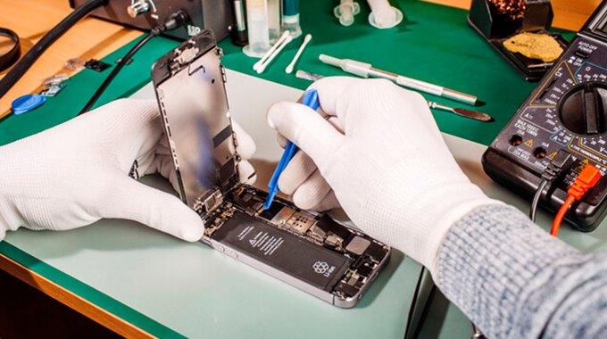 Curso Reparación de Teléfono Red21
